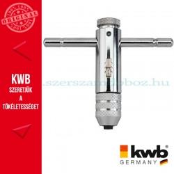 KWB PROFI racsnis menetfúró hajtókar irányváltóval M 5-12 mm