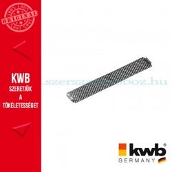 KWB PROFI SK2 acél gyalulap 40 x 250 mm