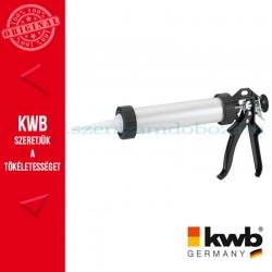KWB PROFI alu.házas kinyomó pisztoly