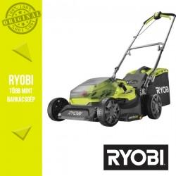 Ryobi RY18LM37A-240  18V akkus fűnyíró 37cm 2x4,0Ah akkuval
