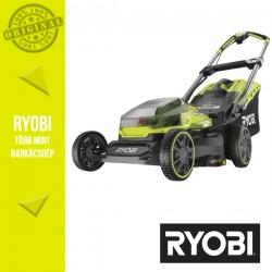 Ryobi RY18LMX40A-240 18V akkus fűnyíró 40cm 2x4,0Ah akkuval