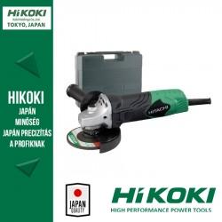 Hitachi (HiKOKI) G13SN2 Sarokcsiszoló Kofferben gyémánttárcsával