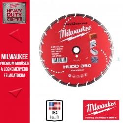 Milwaukee HUDD 350 Gyémánt vágókorong 350mm