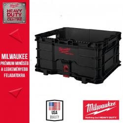Milwaukee PACKOUT™ nyitott tároló láda