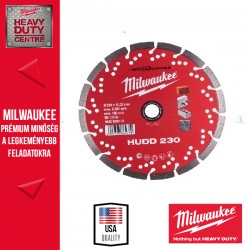 Milwaukee HUDD 230 Gyémánt vágókorong 230mm