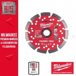 Milwaukee HUDD 150 Gyémánt vágókorong 150mm