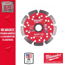 Milwaukee HUDD 125 Gyémánt vágókorong 125mm