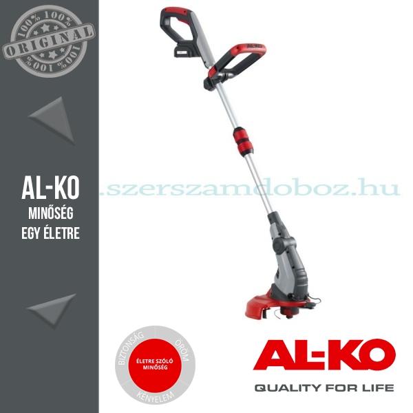 AL-KO GTLi 18 V Comfort Akkus fűkasza