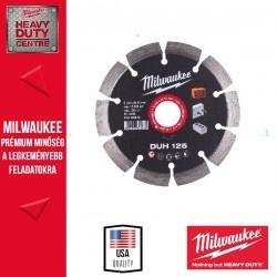 Milwaukee DUH125 Gyémánt vágókorong 125mm