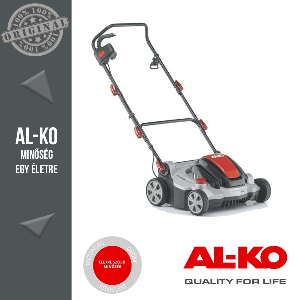 AL-KO Combi Care 36.8 E Elektromos talajlazító 2in1