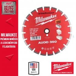Milwaukee AUDD350 Gyémánt vágókorong 350mm