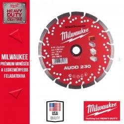 Milwaukee AUDD230 Gyémánt vágókorong 230mm