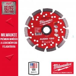 Milwaukee AUDD150 Gyémánt vágókorong 150mm
