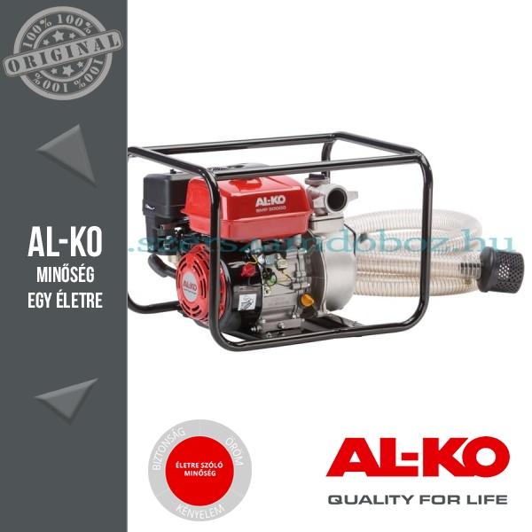 AL-KO BMP 30000 Benzines szivattyú (szívócső nélkül)