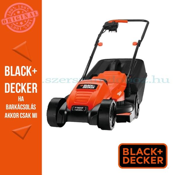 Black & Decker elektromos fűnyíró EMAX32S-QS