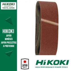 Hikoki (Hitachi) szalagcsiszolópapír - 100 x 915mm / K120 - 5db/csomag