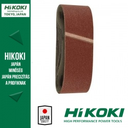 Hikoki (Hitachi) szalagcsiszolópapír - 76 x 533mm / K60 - 5db/csomag