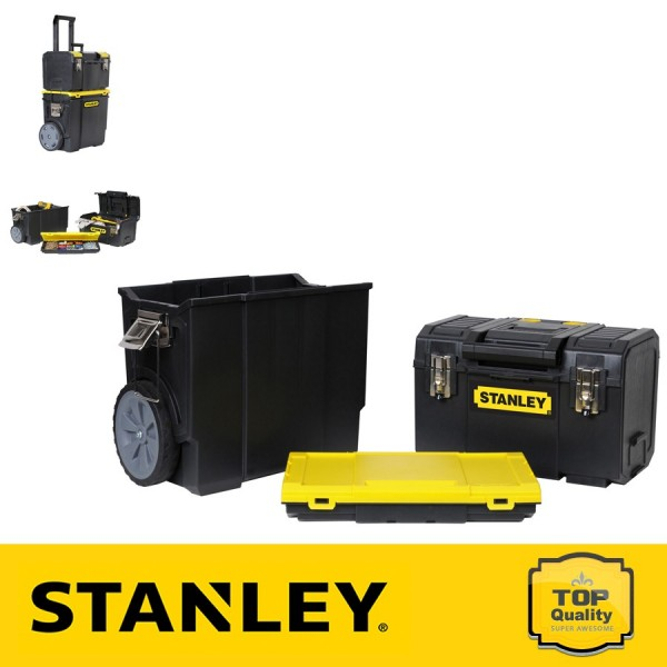Stanley Mobil munkaközpont 3 az 1-ben