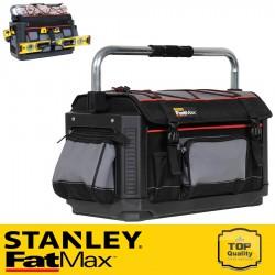 """Stanley FATMAX Műanyag-szövet szerszámtáska 20"""" fedélrésszel"""
