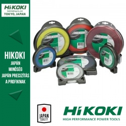 Hikoki (Hitachi) damil csavart 2,7mm  x 15 méter
