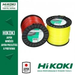 Hikoki (Hitachi) damil négyzetes 2,7mm  x 169 méter