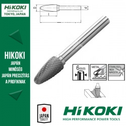 "Hikoki (Hitachi) Turbómaró 6mm befogás - DIN 8033 ""RBF"" / ISO ""F"" FORMA - 780761"