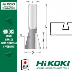 Hikoki (Hitachi) Fecskefarkos maró 6mm befogás - 754020