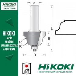 Hikoki (Hitachi) KETTŐSRÁDIUSZ-MARÓ GOLYÓSCSAPÁGGYAL 6mm befogás - 754024