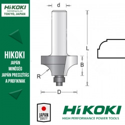 Hikoki (Hitachi) Profilmaró golyóscsapággyal 8mm befogás - 754095