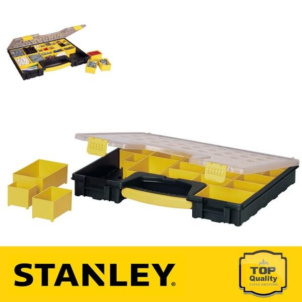 Stanley Profi szortimenter, kivehető dobozos