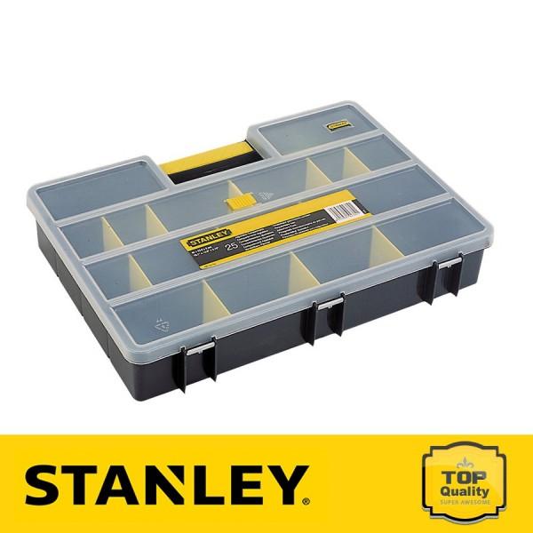 Stanley 26 részes, kombinálható szortimenter