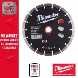 Milwaukee DU 125 Gyémánt vágótárcsa