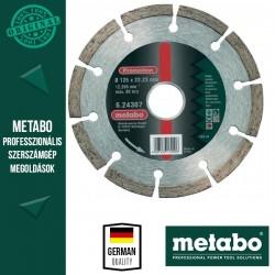 Metabo gyémánttárcsa 230mm