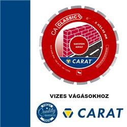 Hitachi (HiKOKI) Carat VIZES gyémánttárcsa TÉGLA/ASZFALT 370mm CLASSIC