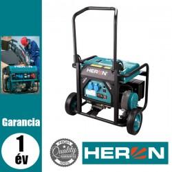 HERON benzinmotoros áramfejlesztő, 1 fázisú 3 kVA