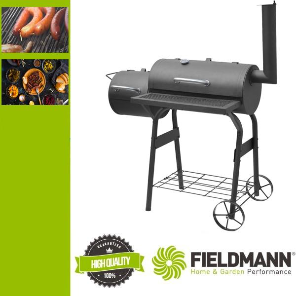 FZG 1011  Faszenes kerti grill