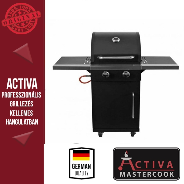 ACTIVA LORD 200 GRILL - GÁZOS