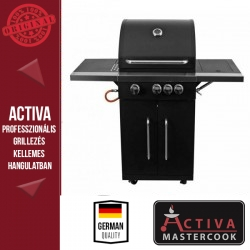 ACTIVA LORD 302 GRILL - GÁZOS