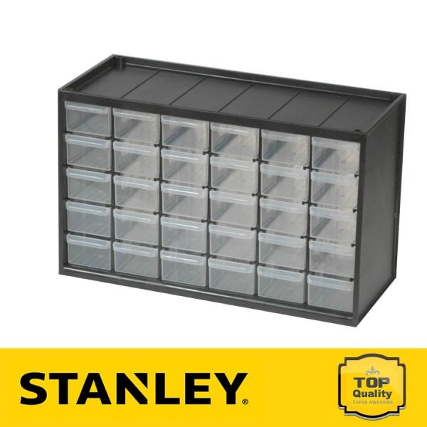Stanley 30 fiókos csavartartó doboz