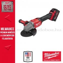 MILWAUKEE M18 FHSAG125XB-502X FUEL™ akkus  szénkefe nélküli sarokcsiszoló 125mm