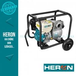 """HERON benzinmotoros zagyszivattyú, 9LE (EMPH 80 E9), 3"""""""
