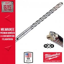 Milwaukee SDS-Plus fúrószár RX4 - 4élű fúrószár választó