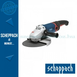 Scheppach AG 2200 - Sarokcsiszoló 2200 W 230 mm