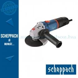 Scheppach AG 780 - Sarokcsiszoló 780 W 125 mm