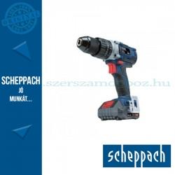 Scheppach BID60-20Li - Akkus 2-sebességes szénkefe nélküli fúró-ütvefúró 20 V