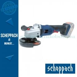 Scheppach CAD115-20Li - Akkus sarokcsiszoló 20 V alapgép