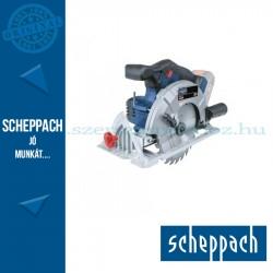 Scheppach CCS165-20Li - Akkus körfűrész 20 V alapgép