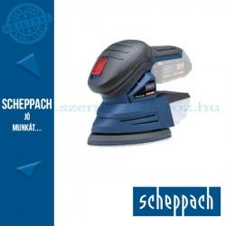 Scheppach CFS135-20Li - Akkus rezgőcsiszoló 20 V alapgép