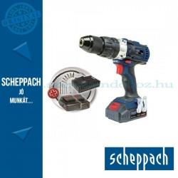 Scheppach CID30-20Li - Akkus 2-sebességes fúró-ütvefúró 20 V