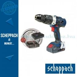 Scheppach CID40-20Li - Akkus 2-sebességes fúró-ütvefúró 20 V